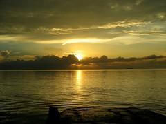 on a Sunday Morning (wantet) Tags: friends sea sun clouds sunrise asia philippines cebu liloan wantet cebusugbo bluelist