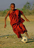 Nice jersey!-Myanmar (kinginexile) Tags: life portraits children asia burma buddhism monks myanmar inlelake mirrorsofsociety novice itsonginvite itsong–mirrors–southeastasia novices angkorsingle abigfave top20soccer