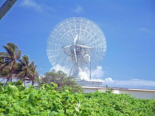TRADEX radar, Roi Namur, Kwajalein