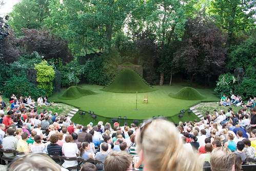 Open Air Theatre Regents Park Londres