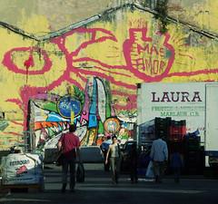 Gran Mural Para Mas Amor - by moriza