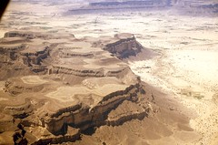 Yemen Hadhramaut South Arabia 1994 (loose_grip_99) Tags: landscape geotagged scenery desert empty middleeast cliffs arabia quarter yemen geology 1994 wadi jebel dolomite tertiary hadhramaut imagesoftheworld almostanything geo:lat=1596595 geo:lon=47673798 ummerradhuma