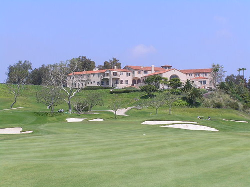Riviera Country Club, Golf Course in Pacific Palisades, California