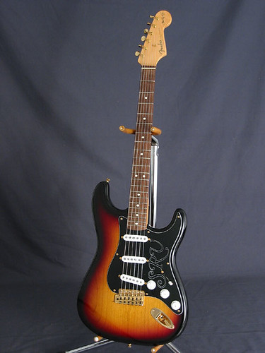 Fender Stevie Ray Vaughan Signature Stratocaster - Front
