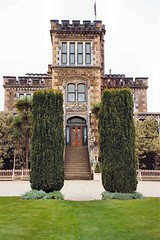 Larnach Castle (Guess Where New Zealand) ((nz)dave) Tags: newzealand castle nz dunedin larnach guesswherenewzealand guesswherenz