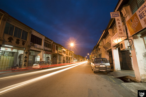 A Penang street