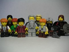 The Fellowship of the Ring (Dunechaser) Tags: sam lego lotr gandalf lordoftherings aragorn minifig merry minifigs pippin frodo tolkien gimli fellowshipofthering fellowship jrrtolkien middleearth boromir legolas  strider   gandalfthegrey frodobaggins samwisegamgee meriadocbrandybuck peregrinetook