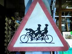 hoeveel op een fiets? - by Koffiemetkoek