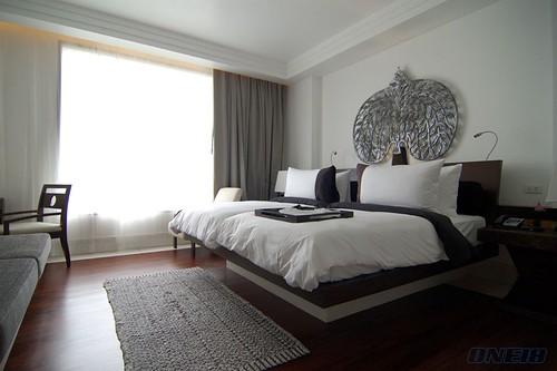 Hotel De La Paix 的房間