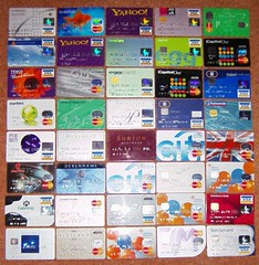 Too much credit cards?
