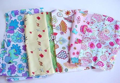 - Fabric Swap -
