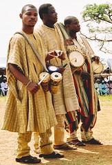 Nigerian Drummers (Barefoot In Florida) Tags: africa state nigeria drummers oro ojumo kwara