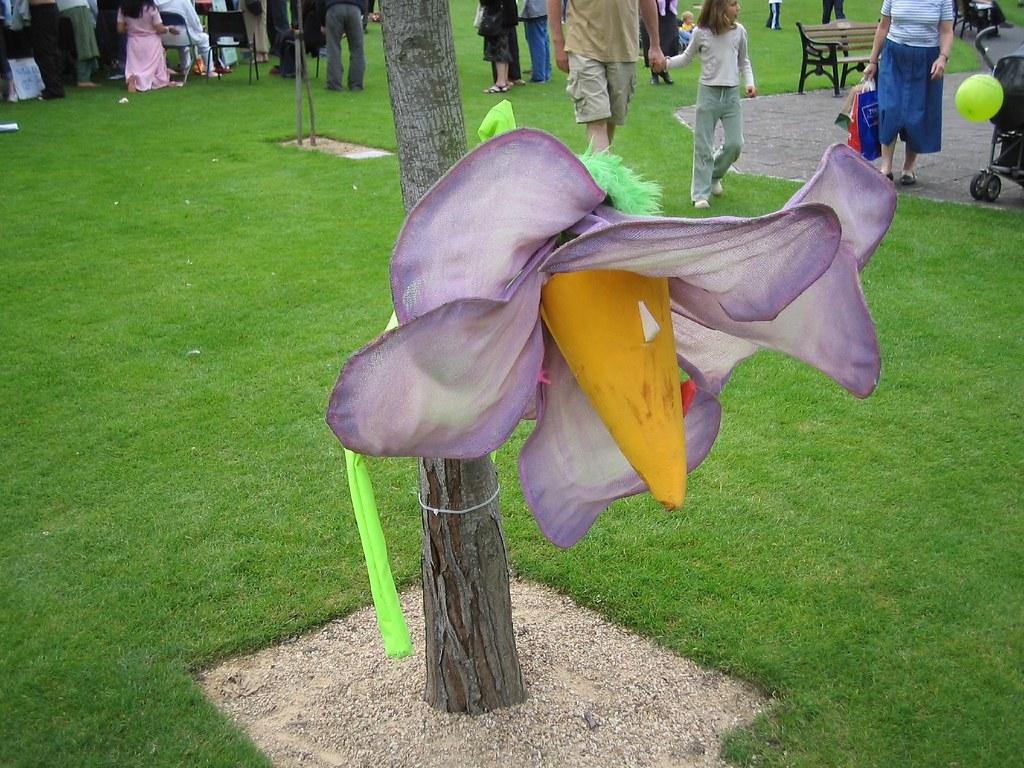 Flower in Peoples' Park