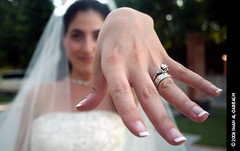 Sam and Karin ( photosbyiman.com) Tags: wedding woman beautiful june happy bride interesting hand fingers ring explore wife weddingring armenian diamondring june18 june2006 explore1 armenianwoman june182006 armenianwedding bokehsoniceaugust bokehsoniceaugust30 imonexplore iamonexplore