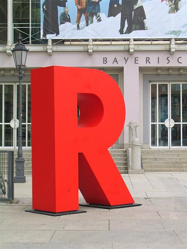 Brought to You by the Letter R
