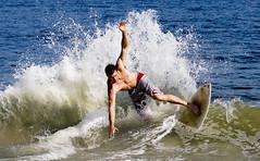 Skimboarding Ollie* (D. C. Elliott) Tags: summer sun beach topv111 topv2222 topv555 topv333 surf waves topv1111 topv999 topv777 splash halifax topv3333 skimboarding crystalcrescent 82points utatafeature techtata04a potwkkc17 dcelliotttoplist