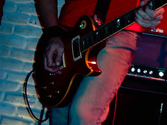 Chacal @ Dimitri ( 16-07 ) (Talita Souza) Tags: show music playing les bar club paul concert guitar live band gibson chacal