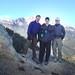 Matt Paul Ramsey climbing Cameron's Cone Colorado Springs CO