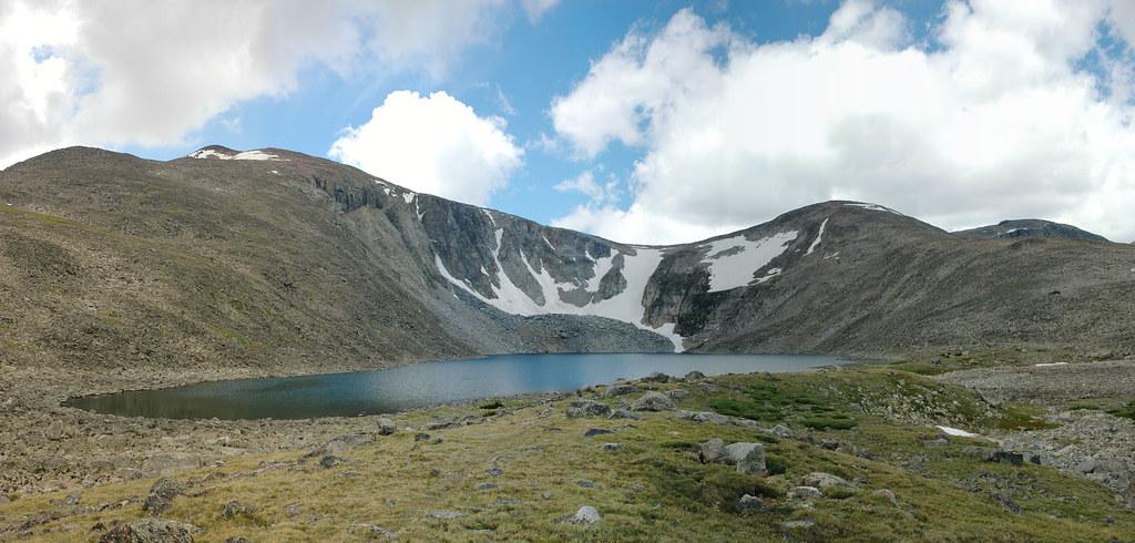 Lake Angeline Panorama