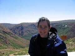 At the summit of Mnt. Albert - 1,200 meters! (lisa j) Tags: gaspesie