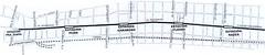 Plano Extensin Subte A con Cola de Maniobras y Cochera Taller Floresta (n i f) Tags: underground subway tren metro tube rail places lugares rails subte subtes pblico rieles trnsito subterrneo subterrneos metrovas nicofoxfiles underconstruccion construccionbajotierra lneasdesubtes