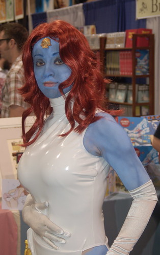 Comic Con 2006: Mystique