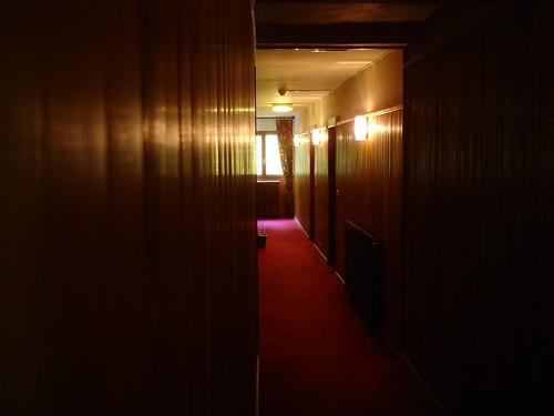 le couloir, Gève