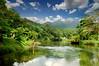 the river (Agron) Tags: nikonstunninggallery nikond2xsrilankarivergreenblueskylightreflectionwaterseriesagrondragajbathingpeopletranquilnuwaraeliyalandscapeangkorsingle qemdfinchadminsfavforjune fiveflickrfavs