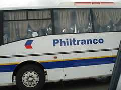 Philtranco Shuttle, Clark International Airport (munsterinc) Tags: bus clark shuttle manila airasia diosdadomacapagalinternationalairport tigerairways philtranco