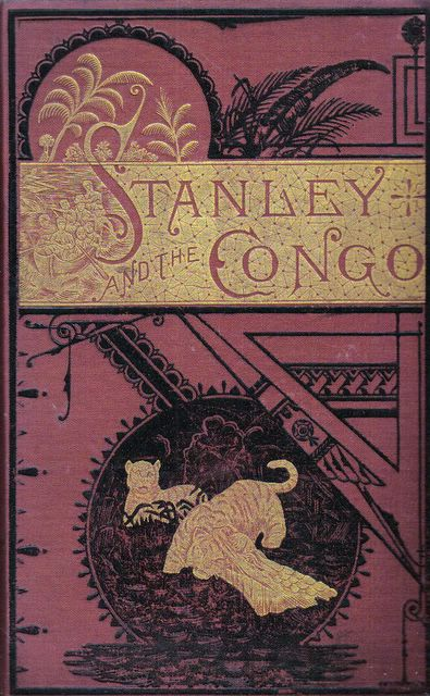 Stanley and the Congo, cover