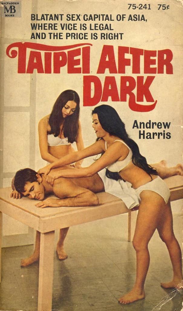 Sexy massage in taipei