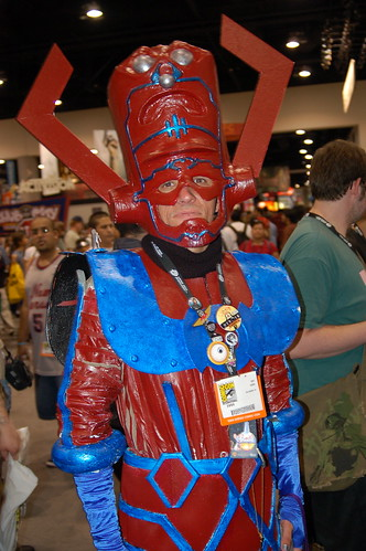 Comic Con 2006: World Eater