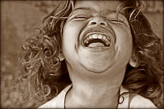 Have a good laugh... (carf) Tags: girls brazil streets smile brasil kids children hope kid community child hummingbird esperana social underprivileged streetkids streetchildren beijaflor favela development prevention recuperation abigfave