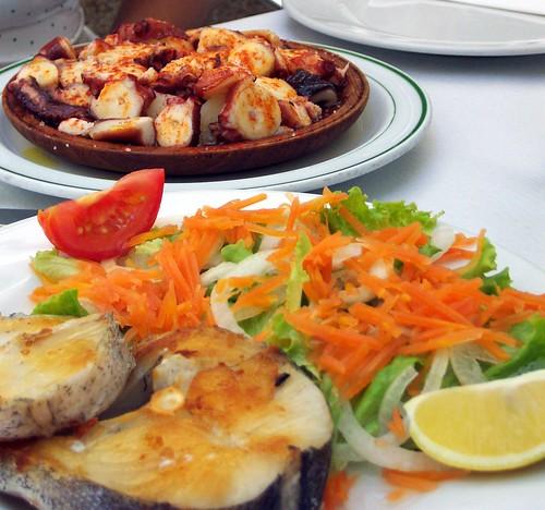 Galicia to fantastic cuisine