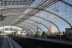 Berlin Main Train Station (Ramon2002) Tags: berlin germany deutschland europe bahnhof hauptbahnhof trainstation ramon2002
