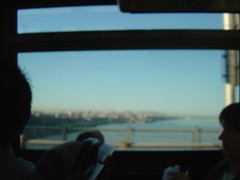 DSC07171.JPG (yehwan) Tags: nyc bus hudsonriver georgewashingtonbridge