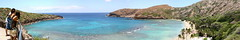Taking it all in (5thLargestinAfrica) Tags: hawaii oahu hanaumabay