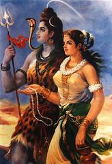 Shiva & Parvati (arjuna_zbycho) Tags: shiva symbole esoteric parvati virginiabici