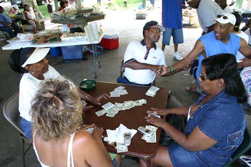 A game of spades