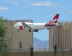 Virgin Atlantic 747 (So Cal Metro) Tags: plane airplane aircraft jet virgin airline boeing 747 airliner virginatlantic 747400 744 aerotagged aeromanboeing aeromodel747 aeroseries400 aeroairlinevir aeroairportklas aerotailgvlip gvlip