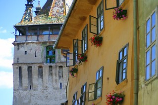 Sighisoara Clocktower
