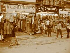 kakaji's garments, mount abu (Birds of Passage) Tags: mount shops abu garments