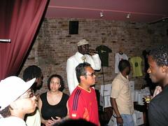 Redefining Africa Style Party '05 (GKofiA) Tags: new york party ny fashion clothing african style hip hop sheba chosan styel annansi ambassadoz