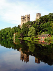 Summer Cathederal Reflections