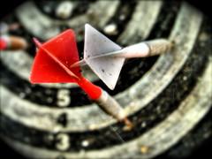 Darts and cobwebs part II - by wili_hybrid
