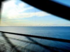 Oresund bridge (FlickrDelusions) Tags: denmark sweden picasa gimp oresundbridge