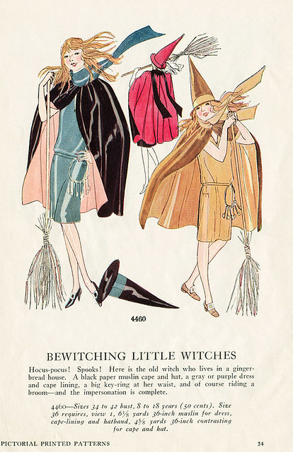 Bewitching Little Witches.