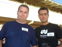 Mike & Ferran (Whisher)