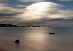 becalmed (Ray Byrne) Tags: longexposure sea beach water canon landscape 350d coast north surreal northumberland shore canon350d northeast thesource ndfilter landscapephotography sugarsands raybyrne nd1000 tenstopsofdarkness byrneout