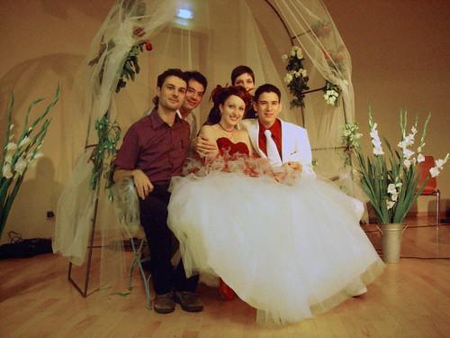 Mariage de Muriel